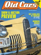 Old Cars Weekly Magazine 12/7/2017