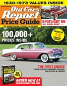 Old Cars Report Price Guide 7/1/2017