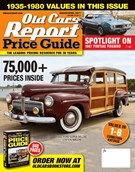 Old Cars Report Price Guide 3/1/2017