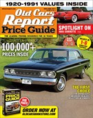 Old Cars Report Price Guide 5/1/2017