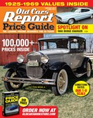 Old Cars Report Price Guide 9/1/2017