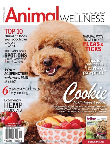 Animal Wellness Cover - 4/1/2017