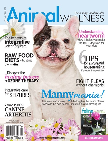 Animal Wellness Cover - 4/1/2014
