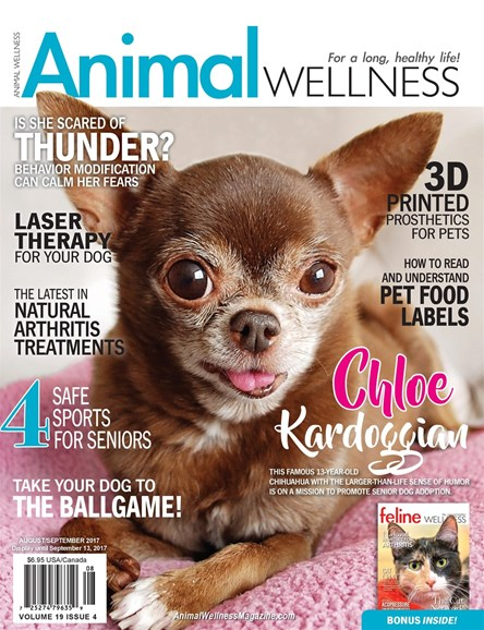 Animal Wellness Cover - 8/1/2017