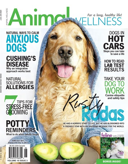 Animal Wellness Cover - 6/1/2017