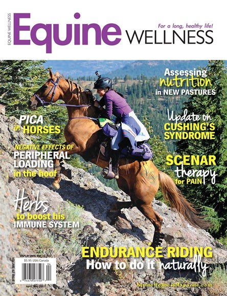 Equine Wellness Cover - 4/1/2017