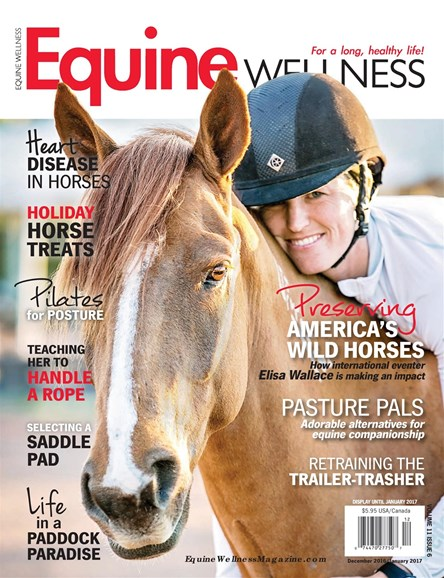 Equine Wellness Cover - 12/1/2016