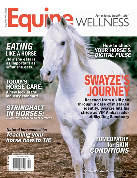 Equine Wellness Cover - 10/1/2017