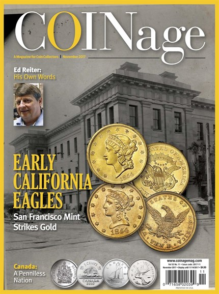 Coinage Cover - 11/1/2017