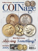 Coinage Magazine 10/1/2017