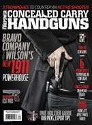 Concealed Carry Handguns 3/1/2016