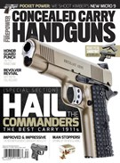 Concealed Carry Handguns 3/1/2017