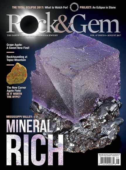 Rock & Gem Cover - 8/1/2017