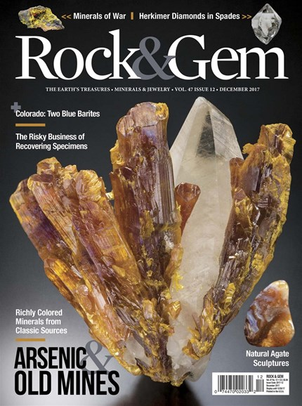 Rock & Gem Cover - 12/1/2017