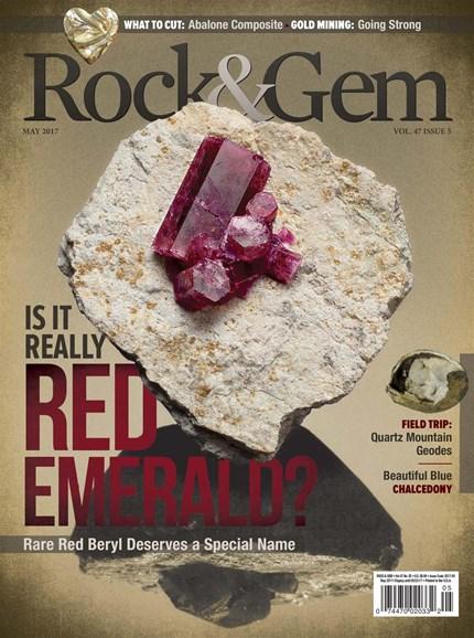Rock & Gem Cover - 5/1/2017