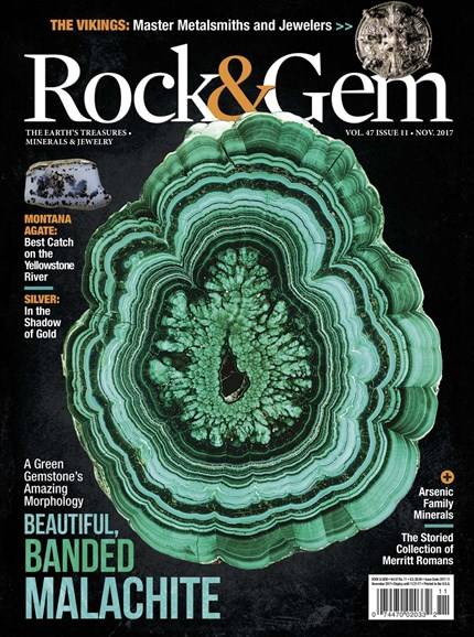 Rock & Gem Cover - 11/1/2017