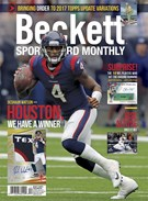 Beckett Sports Card Monthly Magazine 12/1/2017