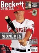 Beckett Sports Card Monthly Magazine 1/1/2015