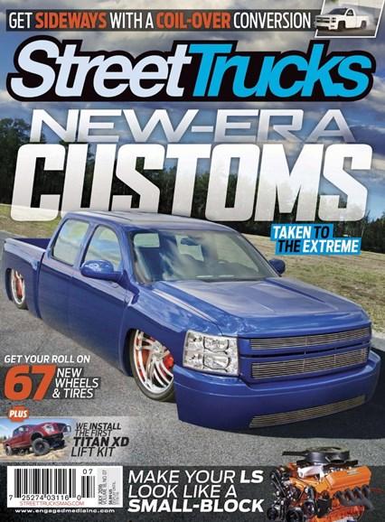 Street Trucks Cover - 7/1/2016