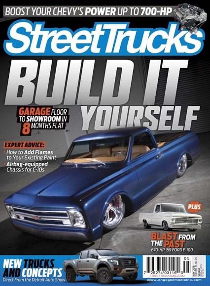Street Trucks Cover - 5/1/2016