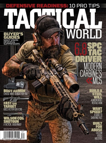 Tactical World Cover - 12/1/2016
