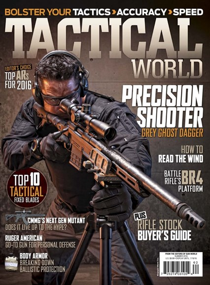 Tactical World Cover - 6/1/2017