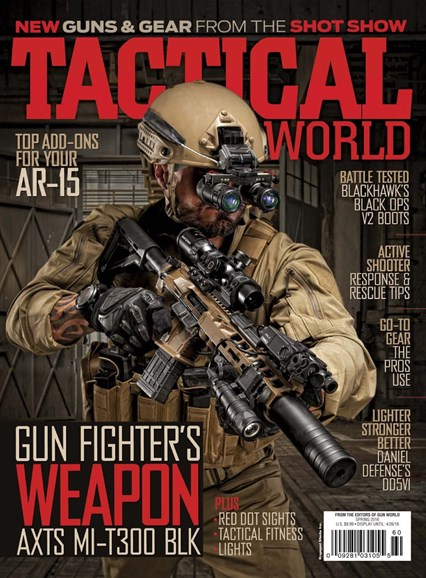 Tactical World Cover - 3/1/2016