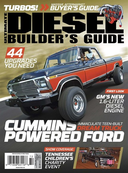 Ultimate Diesel Builder's Guide Cover - 4/1/2017