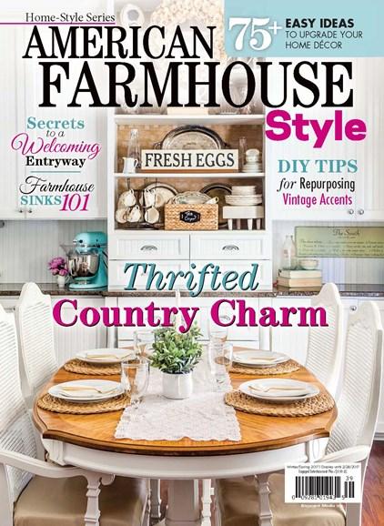 American Farmhouse Style Cover - 12/1/2016