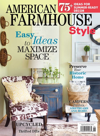 American Farmhouse Style Cover - 6/1/2017