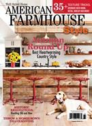 American Farmhouse Style 9/1/2016