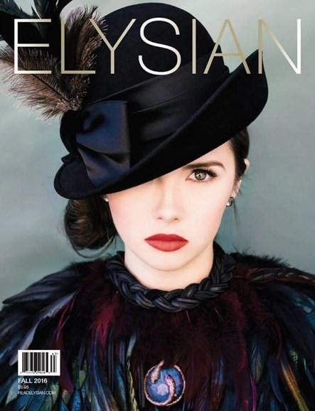 Elysian Cover - 9/1/2016