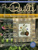 Primitive Quilts and Projects 6/1/2016