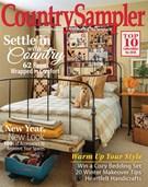 Country Sampler Magazine 12/1/2017
