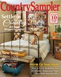 Country Sampler Magazine   12/2017 Cover