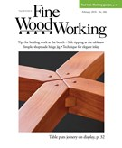 Fine Woodworking Magazine 1/2/2018