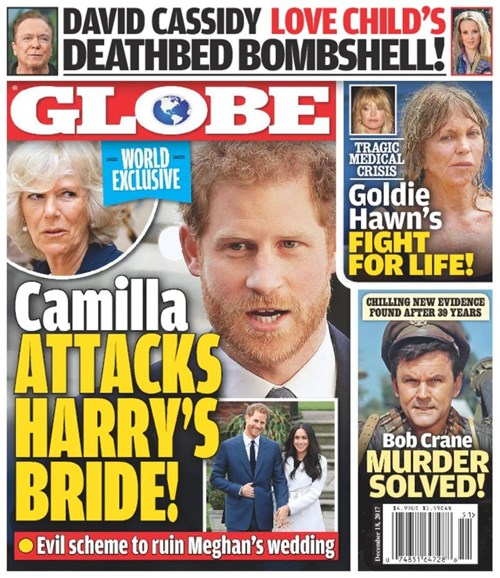 Globe Cover - 12/18/2017