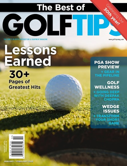 Golf Tips Cover - 2/1/2018