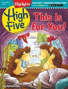 High Five Magazine 12/1/2017