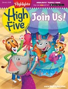 High Five Magazine 1/1/2018