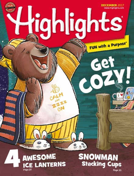 Highlights Cover - 12/1/2017