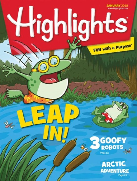 Highlights Cover - 1/1/2018