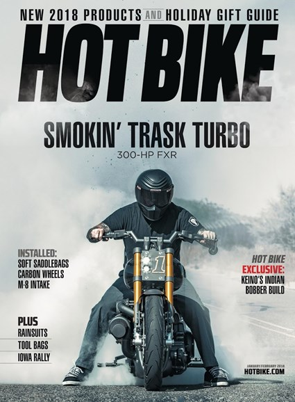 Hot Bike Cover - 1/1/2018