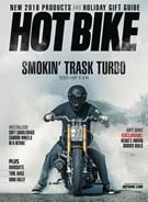 Hot Bike Magazine 1/1/2018