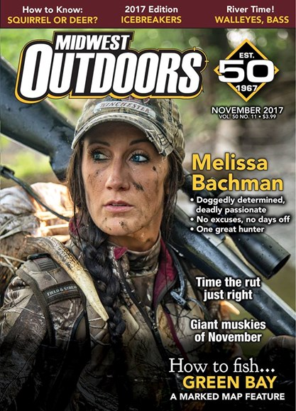 Midwest Outdoors Cover - 11/1/2017