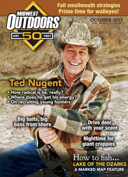Midwest Outdoors Cover - 10/1/2017
