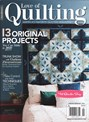 Fons & Porter's Love of Quilting | 1/2018 Cover