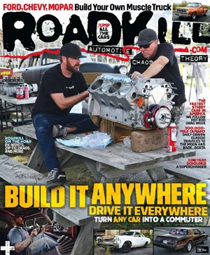 Roadkill | 12/1/2017 Cover