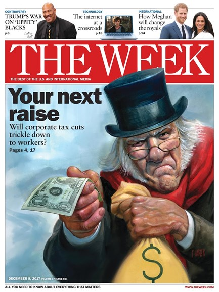 The Week Cover - 12/8/2017