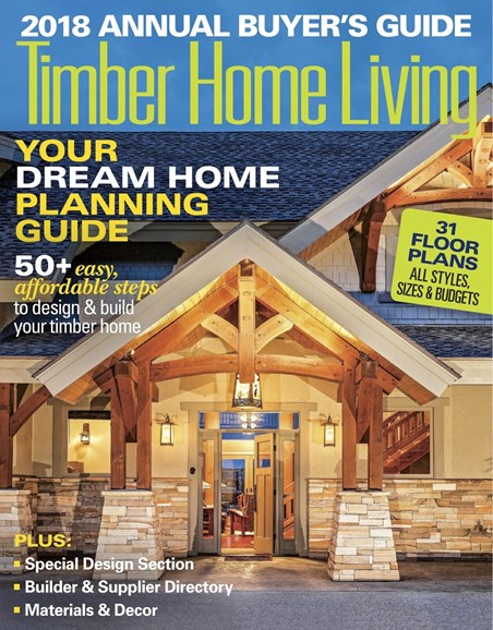 Timber Home Living Cover - 1/1/2018